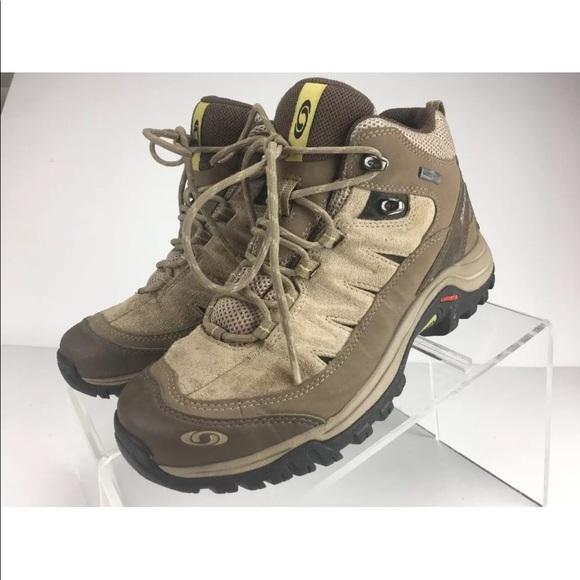 Salomon Exit Peak Mid GTX Contragrip Trail Shoe
